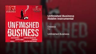 Unfinished Business Riddim Instrumental