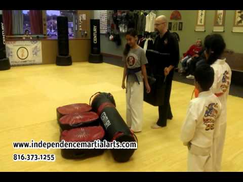 Martial Arts and Karate Training for Kids 811 at AKKA Independence