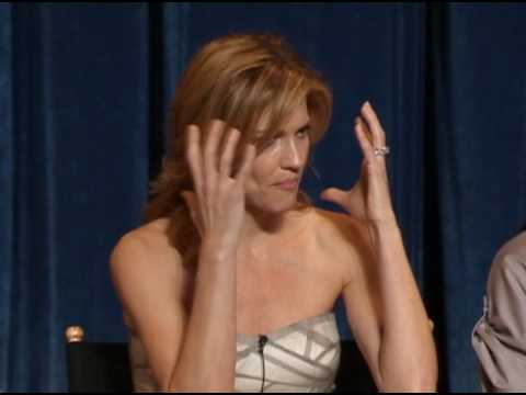 Battlestar Galactica & Caprica  Grace Park & Tricia Helfer on playing Cylons Paley Center, 2009