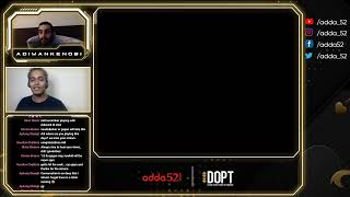 DOPT 1.5CR MAIN EVENT FINAL TABLE LIVE!