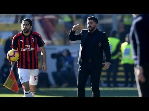 Gattuso on the Verge of Being Sacked