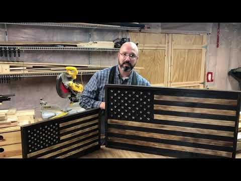 American Flag Size Comparison