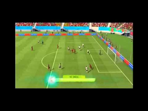 Portugal vs Ghana Full Match Highlights FIFA World Cup 2014 Portugal vs Ghana 2-1(Sim)