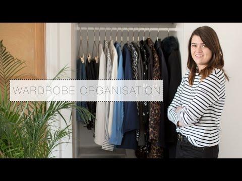 Wardrobe Organisation Ideas & Tips  | The Anna Edit