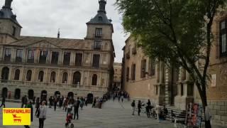 Смотреть видео толедо испания достопримечательности