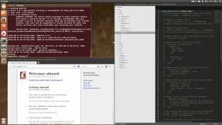 RailsCast 01 Создание приложения. Scaffolding in Rails