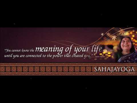 Sahaja Yoga Bhajan - Sahaja Ras Meetha - Dr  Rajesh Universe