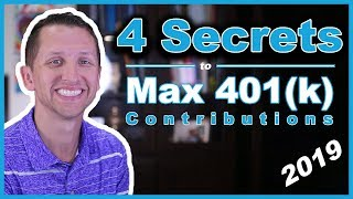 4 tips to max 401k contributions