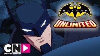 Batman Unlimited | Batman Takes On Solomon Grundy | Cartoon Network
