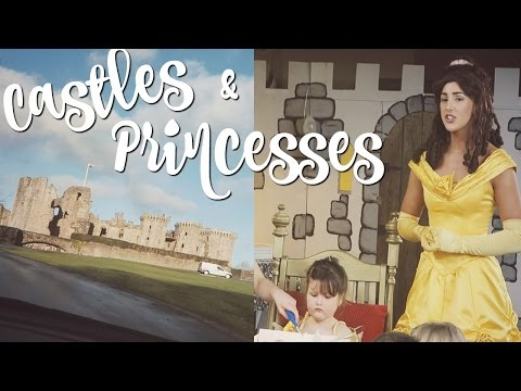 Castles & Princesses in Wales