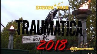 EUROPA-PARK TRAUMATICA Horror Nights 2018