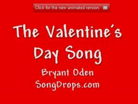 Cheesy valentines day songs