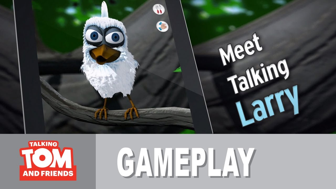 talking larry the bird for android free download