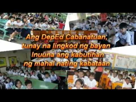 DepED Cabanatuan City March With Voice-Over