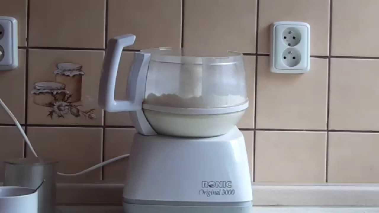 test ronic küchenmaschine
