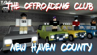 New Haven County - The Offroading Club ROBLOX