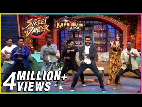 The Kapil Sharma Show | Varun Dhawan, Nora Fatehi, Shraddha Kapoor Dance On Muqabla