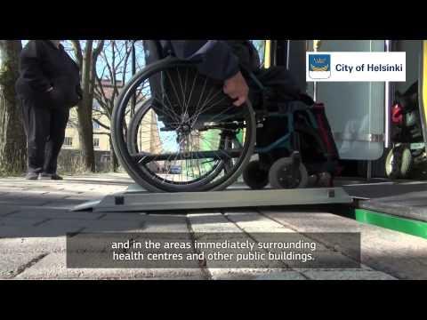 Access City Award 2015 - Helsinki