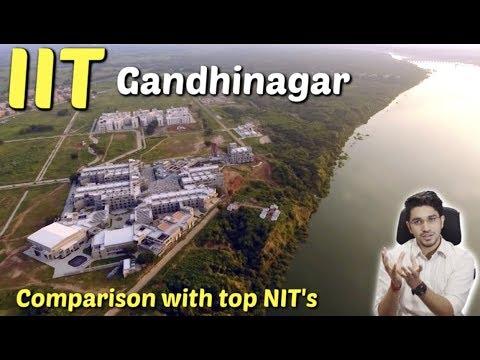 IIT Gandhinagar | Comparison With Top NIT's , BITS, IIIT's | Hostel Life | Placements