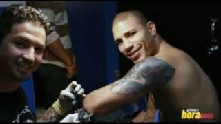 Cotto y sus tatuajes