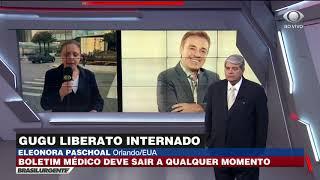 Gugu Liberato: as últimas notícias