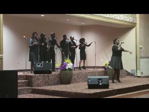 Maurette Brown Clark- Sovereign God (cover)