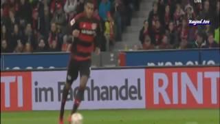 Jonathan Tah vs Bayern Munich (Feb 6, 2016)