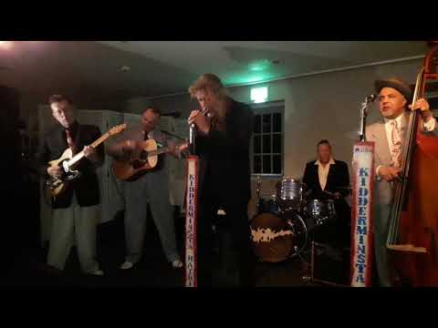 SHROOM - Robert Plant Covers Elvis Presley [Video]