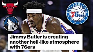 Is Jimmy Butler the Problem?