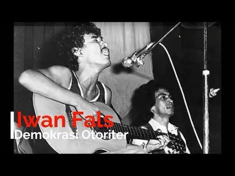 Iwan Fals - Demokrasi Otoriter + Lirik - Lagu Tidak Beredar