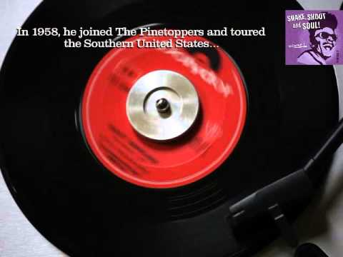 "Otis Redding and The Pinetoppers ""Shout Alabama"", 1961, Polydor Records"