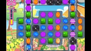 How to beat Candy Crush Saga Level 605 - 3 Stars - No Boosters - 216,800pts
