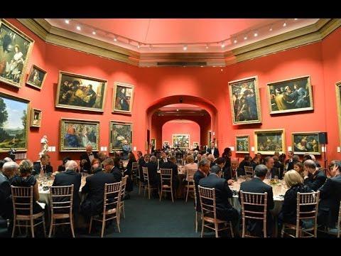Cumhurbaşkanı Gül, Türk-İngiliz 3. Tatlıdil Forumu Gala Yemeğine Katıldı-02.11.2013