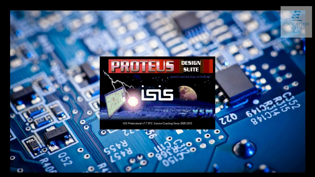 Proteus 78 Avr Microcontroller Atmega32 7 8 The Hardware Is Implemented By Using A Atmega88 Education With Ajs
