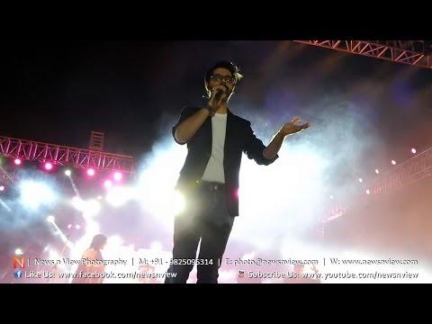 Bezubaan Kabse Sachin Jigar Live Concert at IIM Ahmedabad for Chaos 2017 | Coke Studio