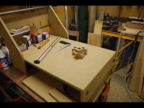 How To Build A Cnc Router Youtube