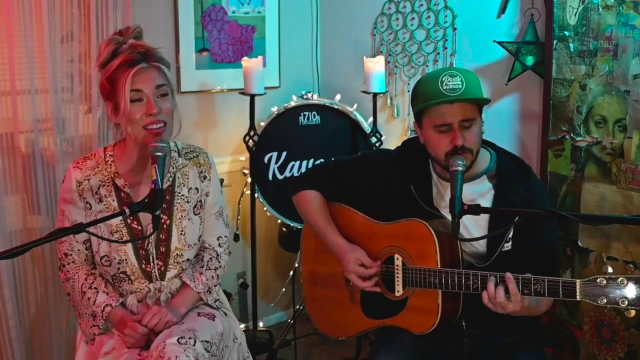 Bad Moon Rising (CCR Cover) - Kavoossi & Jessie Dean