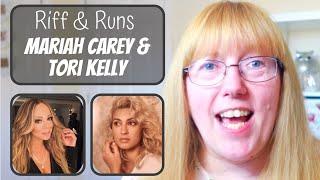 Vocal Coach Reacts to Riffs & Runs - Mariah Carey & Tori Kelly