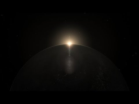 Flying through the Ross 128 planetary system