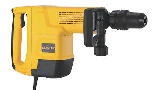 РоботунОбзор: Молоток отбойный Stanley STHM10K