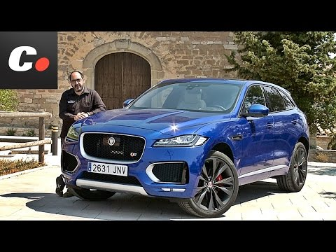 Jaguar F-Pace SUV | Prueba / Test / Review en español | coches.net