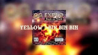 OG Explo Yellow - Bin Bin Bin