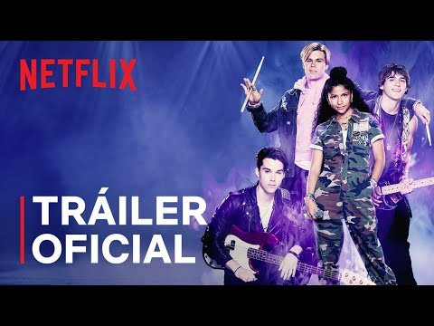Julie and the Phantoms | NUEVO tráiler de la serie | Netflix