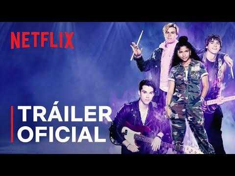 Julie and the Phantoms | NUEVO tráiler de la serie | Netflix