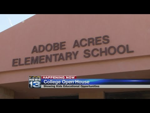 Albuquerque Elementary School To Hold College Open House