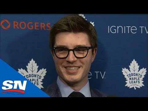 Dubas On Getting The Nylander Deal Done For Toronto Maple Leafs
