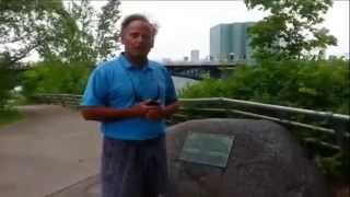 Niagara Falls History Tour - The Story of Father Louis Hennepin