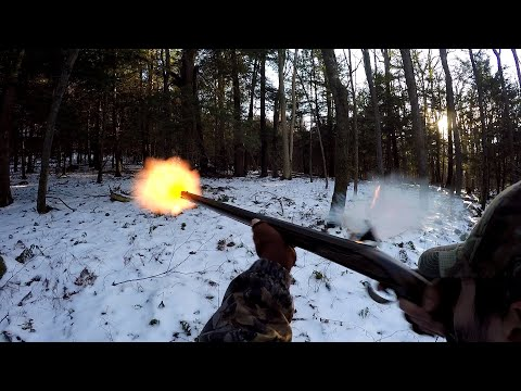 Extra Footage Late Season Deer Hunting 2020 + Flintlock Fowler Hunt - Pennsylvania