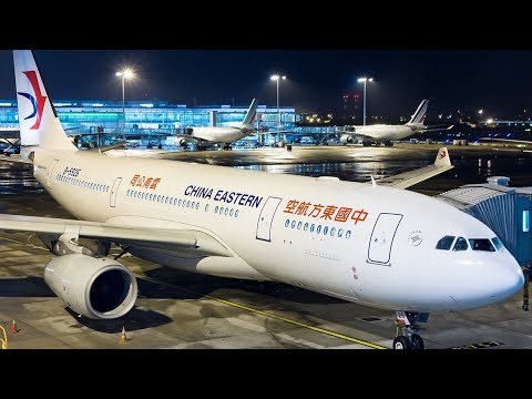 TRIP REPORT | CHINA EASTERN | A330-300 | Shanghai PVG - Denpasar Bali |