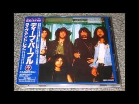 Deep Purple- New Live & Rare.